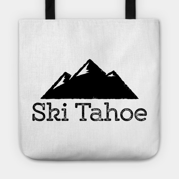 Ski Tahoe Vintage T-Shirt