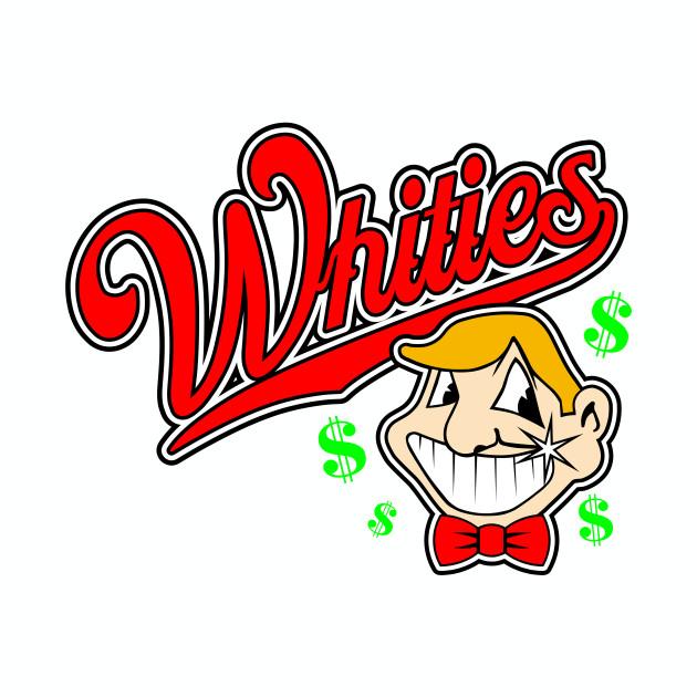 Caucasians Baseball Whities