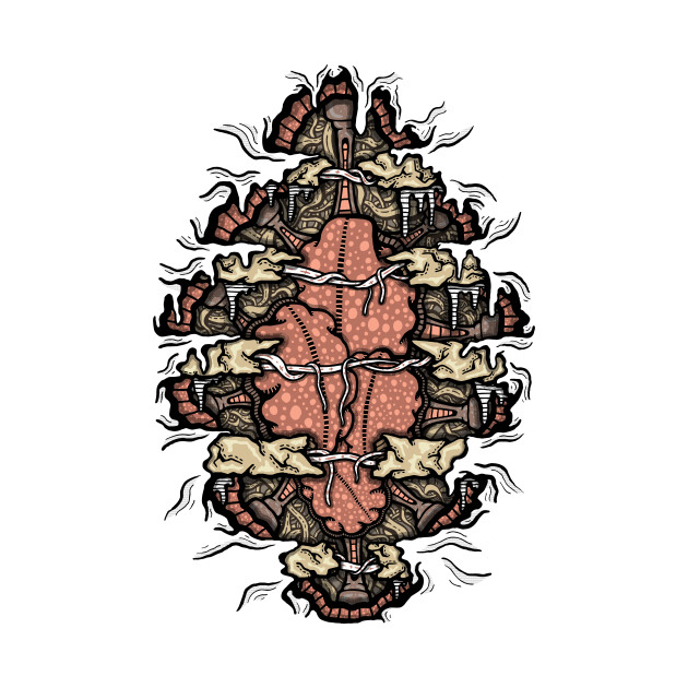 Inside of an Artificial Being