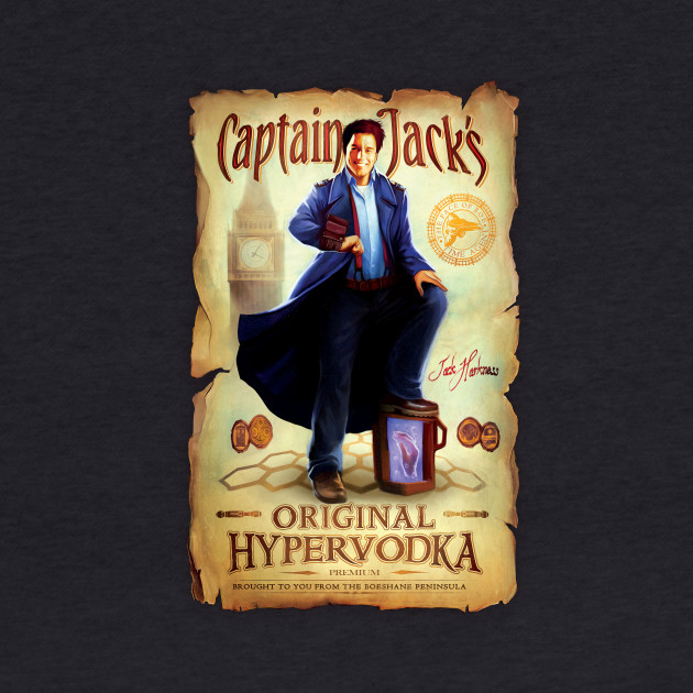 Captain Jack's Original HyperVodka