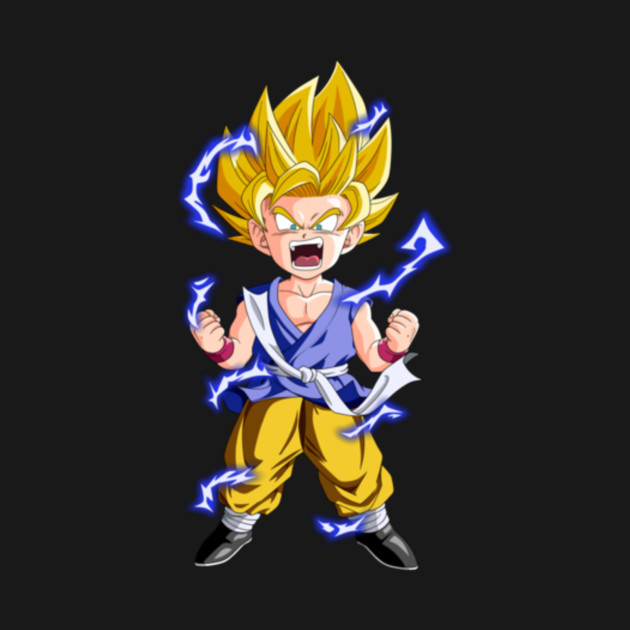 goku dragon ball gt dragonball gt goku super saiyan t shirt