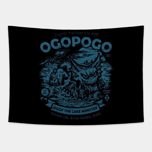Ogopogo - Cryptids Club Case File 293