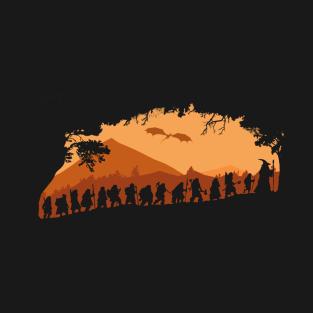 Thorin's Company t-shirts