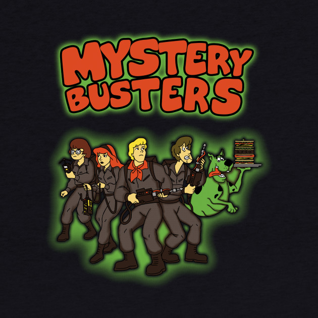 mystery busters (colab with legendary phoenix)