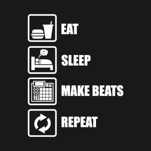 Beat Maker T-Shirts | TeePublic
