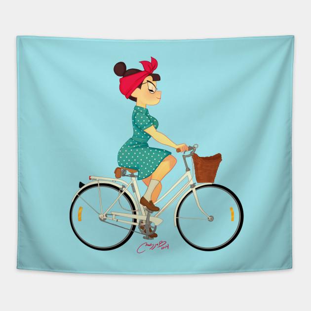 I want to ride my bike