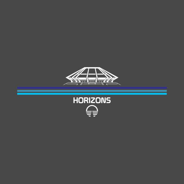 Horizons Retro-Style