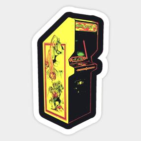 Centipede Retro Arcade Game - Retro Arcade Games - T-Shirt