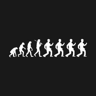 3798daf5 Talking Heads - David Byrne Evolution T-Shirt