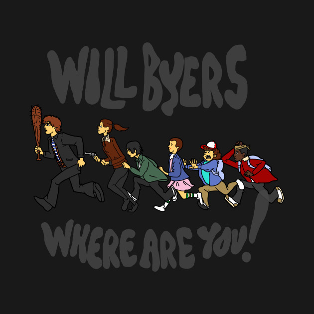 Will Byers where are you?