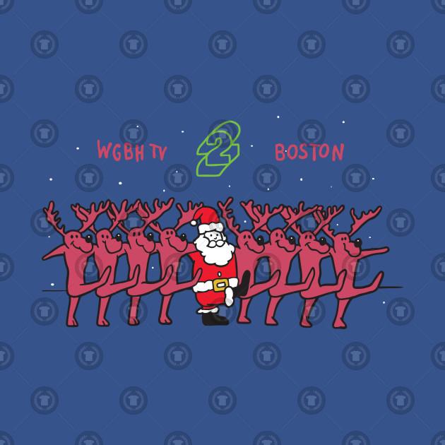 WGBH Boston Christmas Bumper (70's-80's)