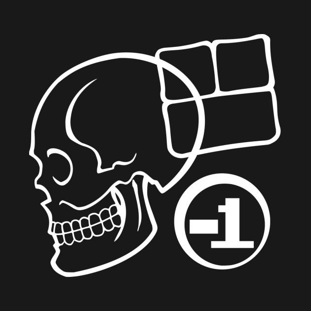 World -1 Skull