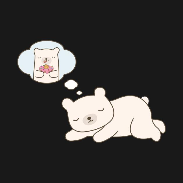 Cute and Kawaii Polar Bear