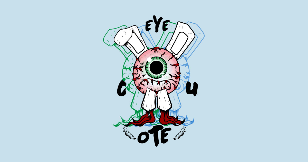 Eye C U Bunny Martian