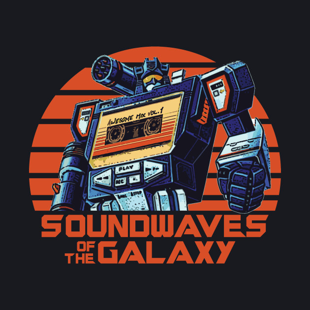 Soundwaves of the Galaxy