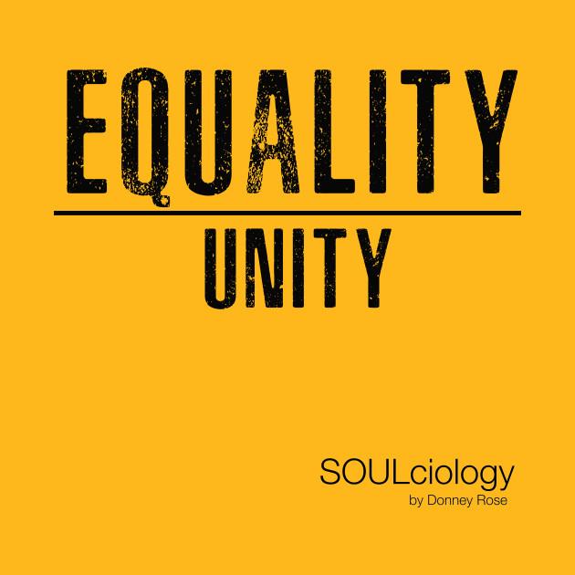 EQUALITY > unity