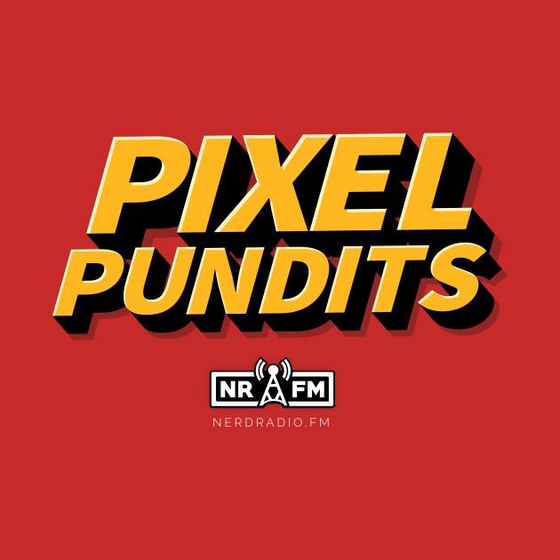 Pixel Pundits Tee