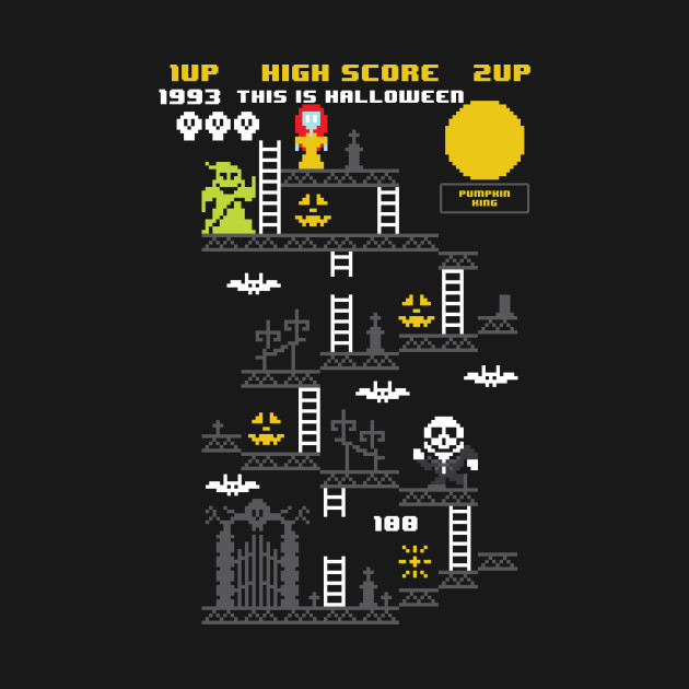 This is Halloween The Arcade Game