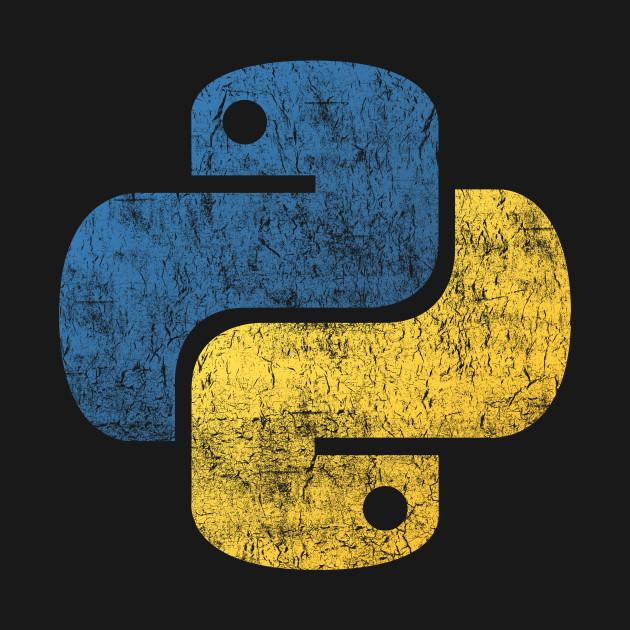 Vintage Python Programmer