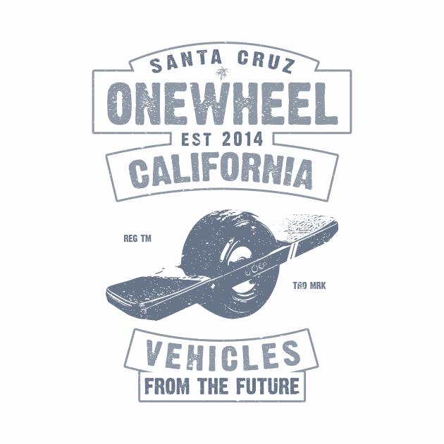 Onewheel Santa Cruz California