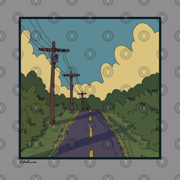 Peaceful Drive