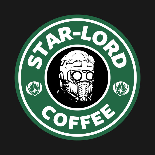 6eba860c647d27 Guardians Of The Galaxy Star Lord Coffee Starbucks - Guardians Of ...