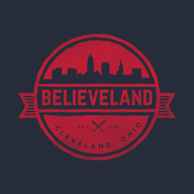 Believeland (Red)