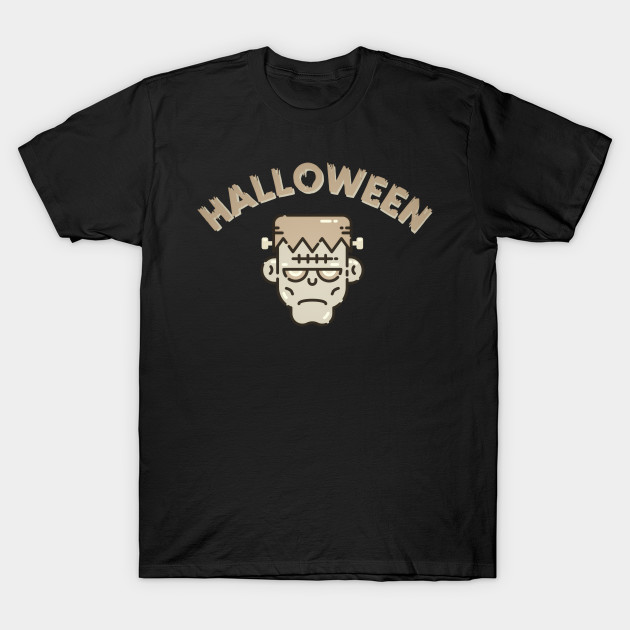 Frankenstein Halloween Monster halloween T-Shirt