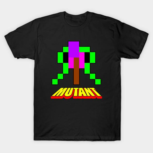 Defender Retro Arcade T Shirt
