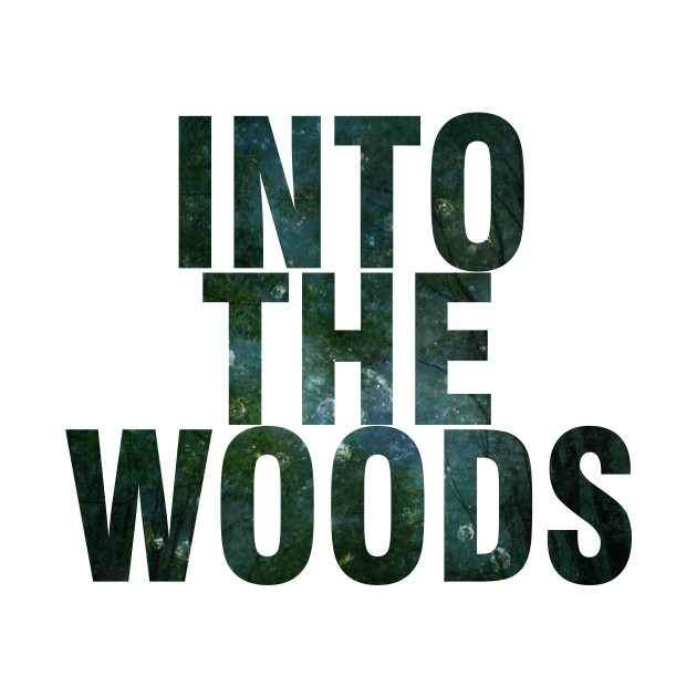 Into the woods | Darker Green
