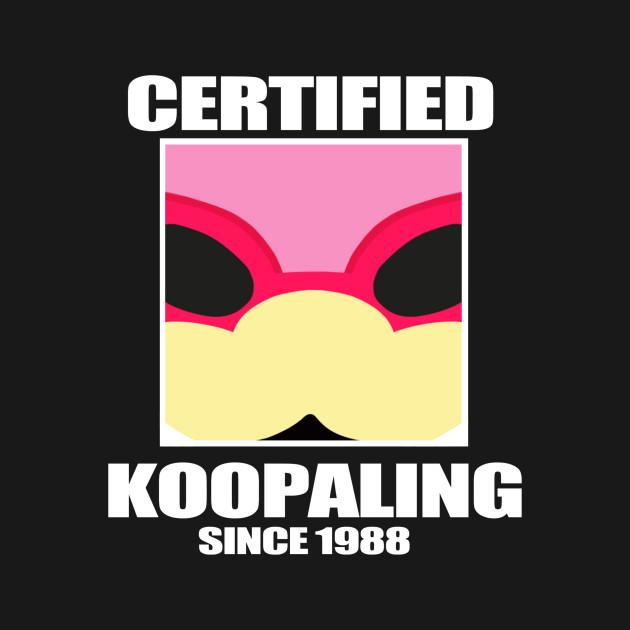 Certified Koopaling - Roy