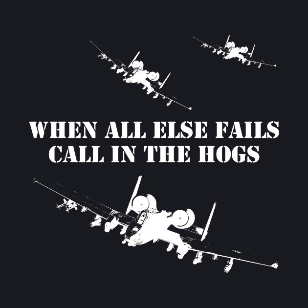 Call In The Hogs