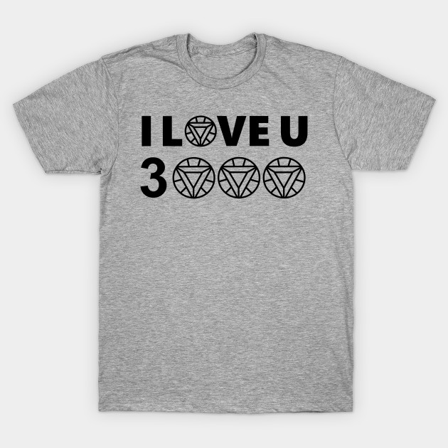 Dad I Love You 3000 T Shirt Daddy Father/'s Day Birthday Gift Kids Children Top