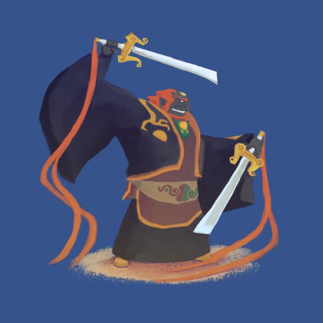 Shadowy Shogun