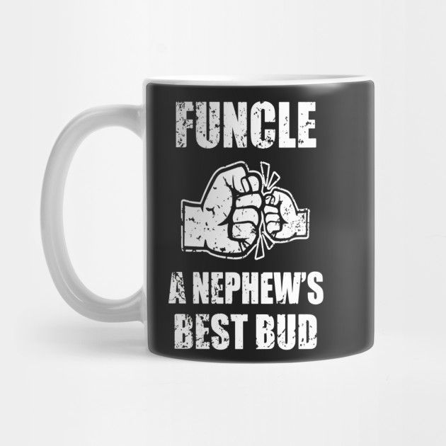 cb318709 Mens Funcle Definition a Nephew's Best Bud - Funny Uncle Shirt ...