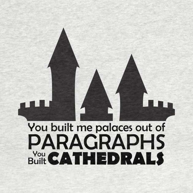 Palaces out of Paragraphs