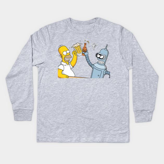 futurama bender shirt