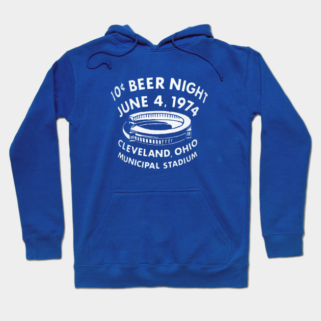 10 Cent Beer Night June 4, 1974 Cleveland, Ohio