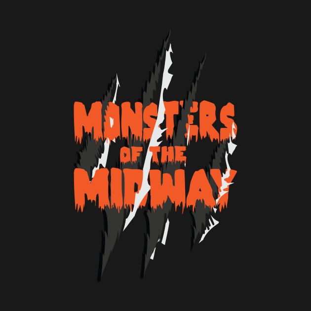 online store 06f55 beae7 Chicago Bears monsters of the midway