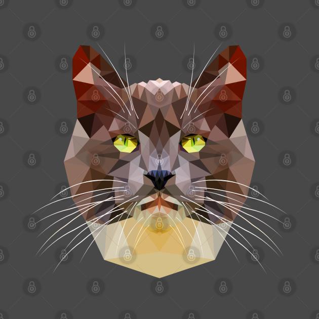 Low Poly Cat
