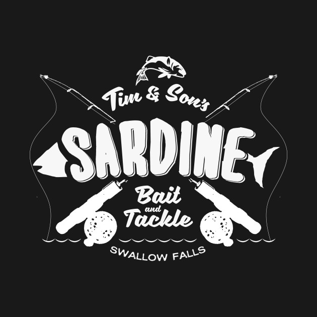 Time and Sons Sardine Bait and Tackle