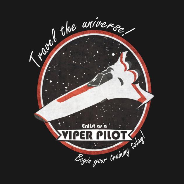 Enlist as a Viper Pilot