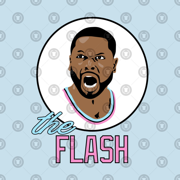 """Dwyane """"FLASH"""" Wade"""