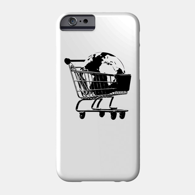 Earth for sale Phone Case