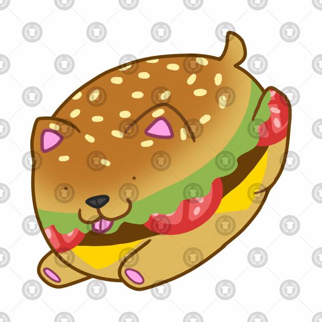 Cheeseburger Dogloaf