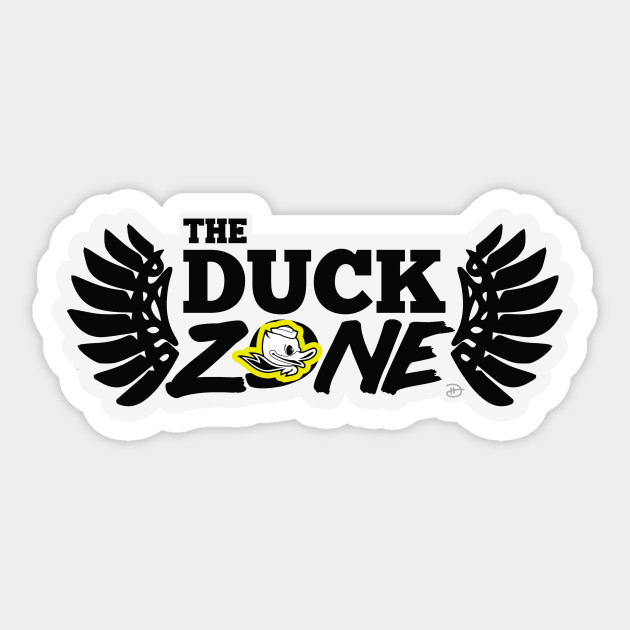 The Duck Zone (White Out) Apparel