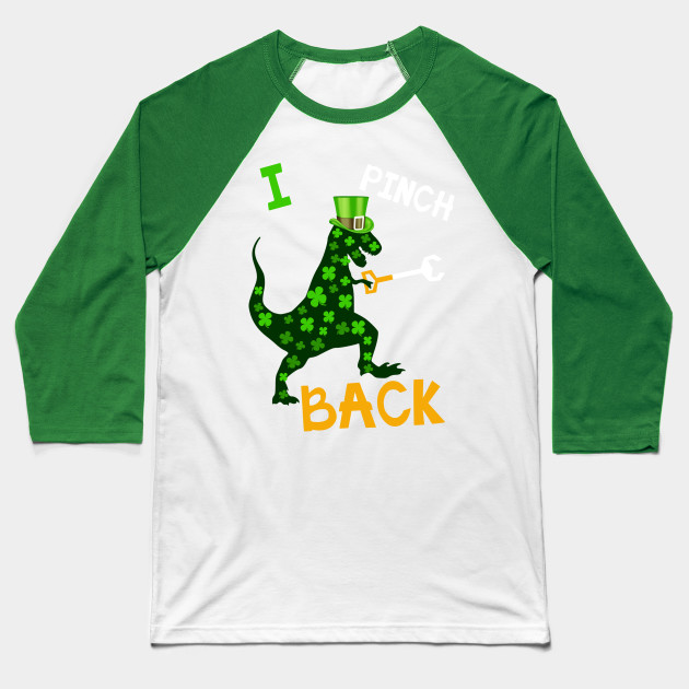 aec3fa3b I Pinch Back Dinosaur - Kids St Patricks Day Shirts - Patricks Day ...