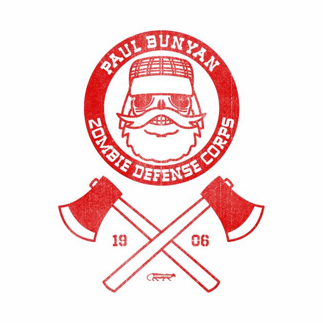 Paul Bunyan Zombie Defence Corps