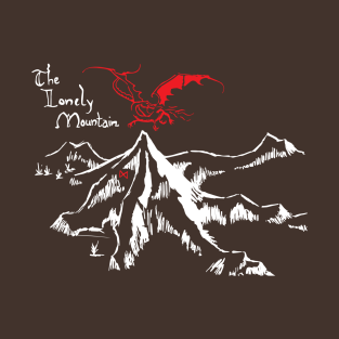 Mountain Erebor t-shirts