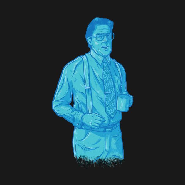 d6312d6808 Bill Lumbergh - Office Space - T-Shirt | TeePublic